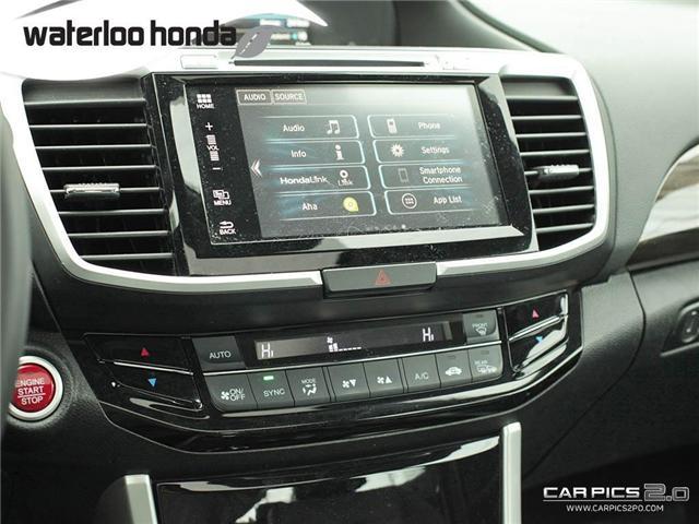 2016 Honda Accord EX-L (Stk: U4728) in Waterloo - Image 13 of 28