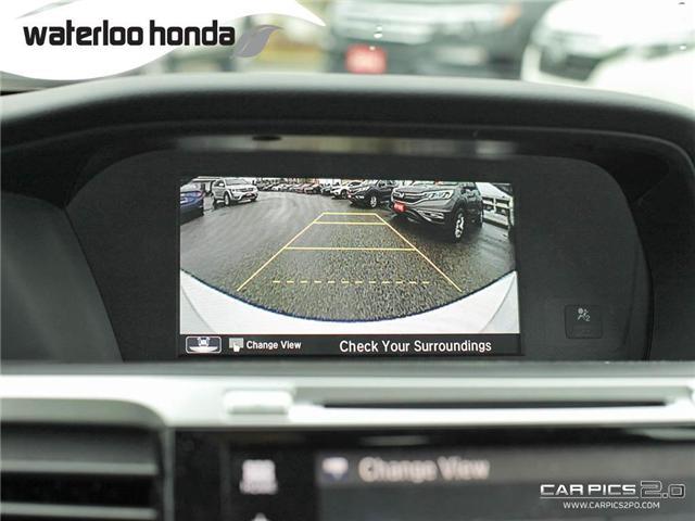 2016 Honda Accord EX-L (Stk: U4728) in Waterloo - Image 15 of 28
