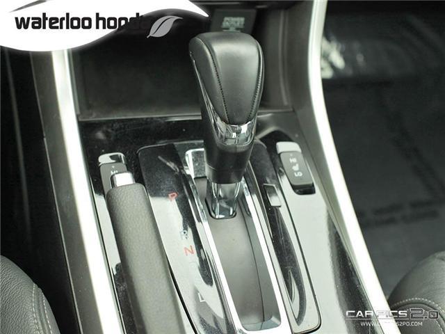 2016 Honda Accord EX-L (Stk: U4728) in Waterloo - Image 16 of 28