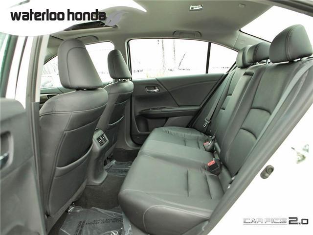 2016 Honda Accord EX-L (Stk: U4728) in Waterloo - Image 18 of 28