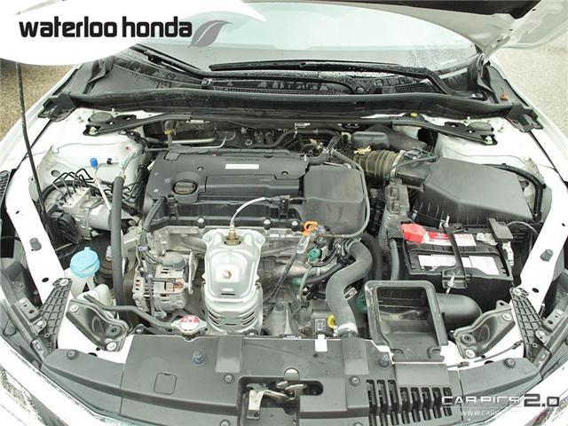 2016 Honda Accord EX-L (Stk: U4728) in Waterloo - Image 24 of 28
