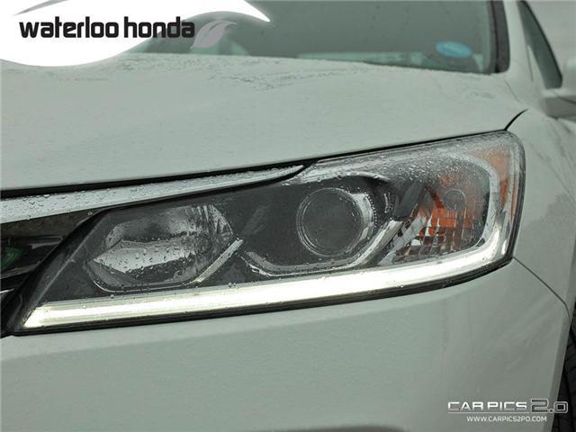2016 Honda Accord EX-L (Stk: U4728) in Waterloo - Image 26 of 28