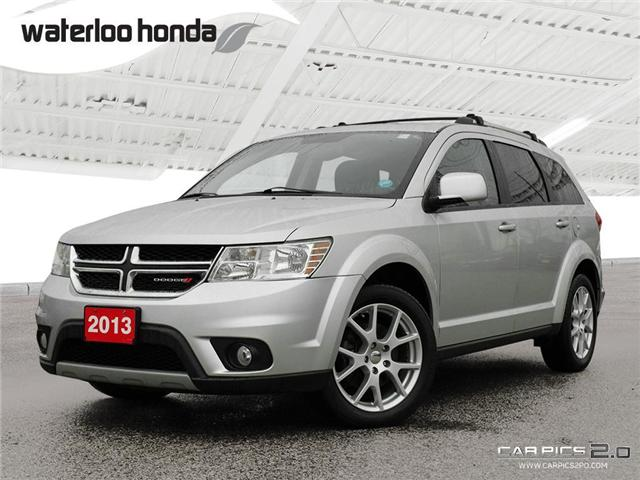 2013 Dodge Journey SXT/Crew (Stk: H4673A) in Waterloo - Image 1 of 28