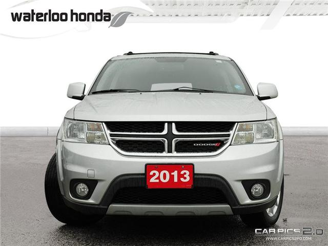 2013 Dodge Journey SXT/Crew (Stk: H4673A) in Waterloo - Image 2 of 28