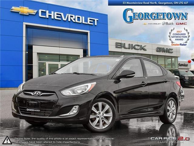 2012 Hyundai Accent GLS KMHCU4AE2CU138988 28422 in Georgetown