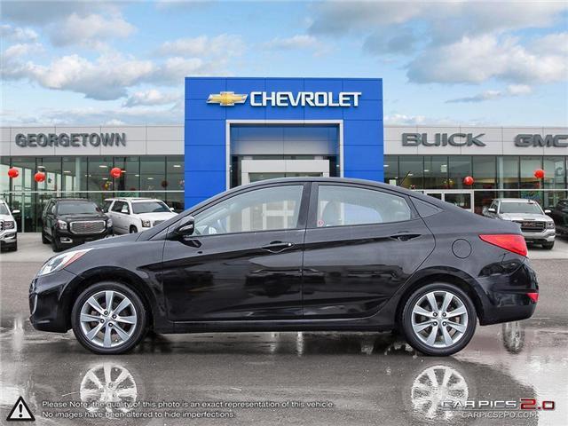 2012 Hyundai Accent GLS (Stk: 28422) in Georgetown - Image 3 of 27