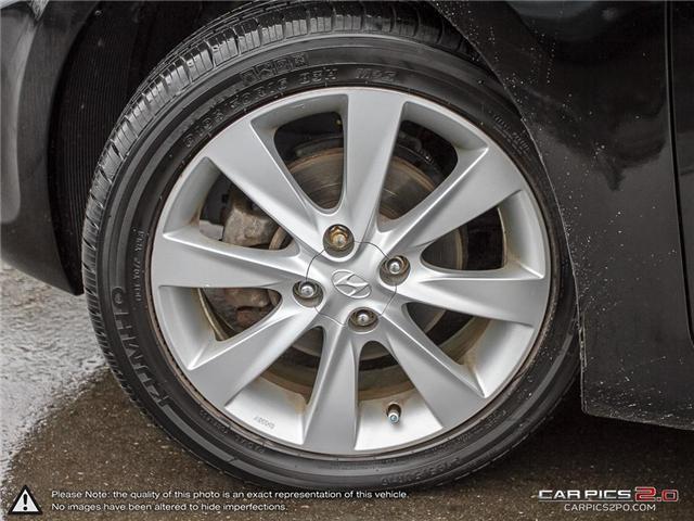 2012 Hyundai Accent GLS (Stk: 28422) in Georgetown - Image 6 of 27