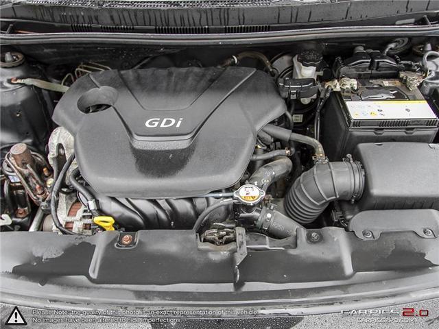 2012 Hyundai Accent GLS (Stk: 28422) in Georgetown - Image 8 of 27