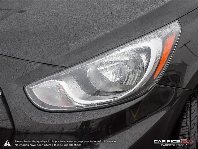 2012 Hyundai Accent GLS (Stk: 28422) in Georgetown - Image 10 of 27