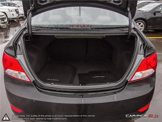 2012 Hyundai Accent GLS (Stk: 28422) in Georgetown - Image 11 of 27