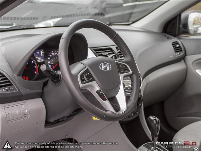 2012 Hyundai Accent GLS (Stk: 28422) in Georgetown - Image 13 of 27