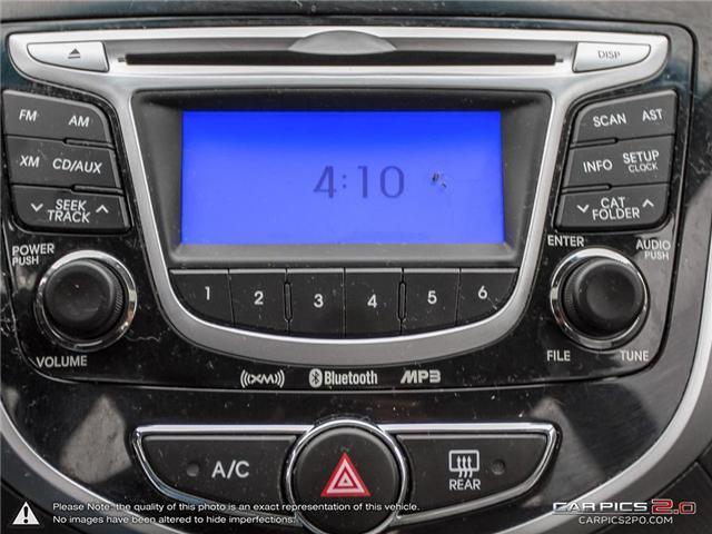 2012 Hyundai Accent GLS (Stk: 28422) in Georgetown - Image 21 of 27