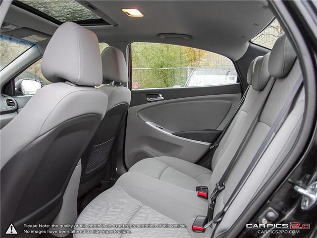 2012 Hyundai Accent GLS (Stk: 28422) in Georgetown - Image 24 of 27