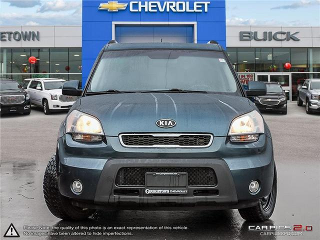 2011 Kia Soul  (Stk: 28406) in Georgetown - Image 2 of 27