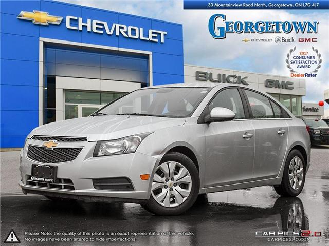 2014 Chevrolet Cruze 1LT (Stk: 2457) in Georgetown - Image 1 of 27