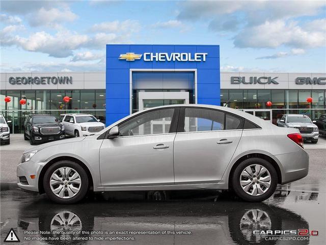 2014 Chevrolet Cruze 1LT (Stk: 2457) in Georgetown - Image 3 of 27