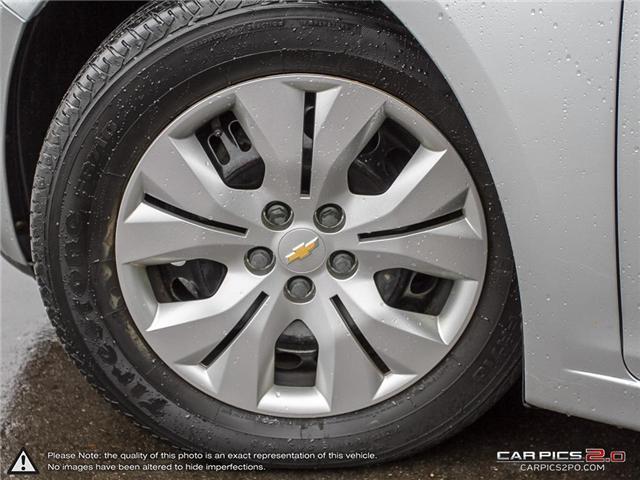 2014 Chevrolet Cruze 1LT (Stk: 2457) in Georgetown - Image 6 of 27