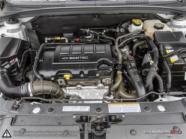 2014 Chevrolet Cruze 1LT (Stk: 2457) in Georgetown - Image 8 of 27