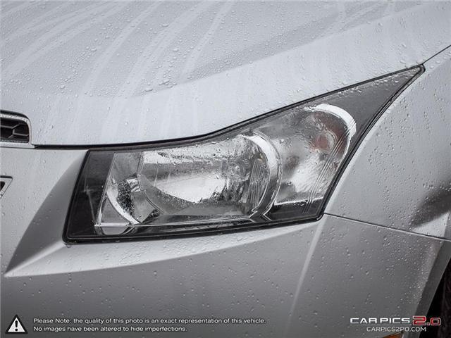 2014 Chevrolet Cruze 1LT (Stk: 2457) in Georgetown - Image 10 of 27