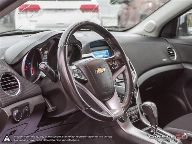 2014 Chevrolet Cruze 1LT (Stk: 2457) in Georgetown - Image 13 of 27