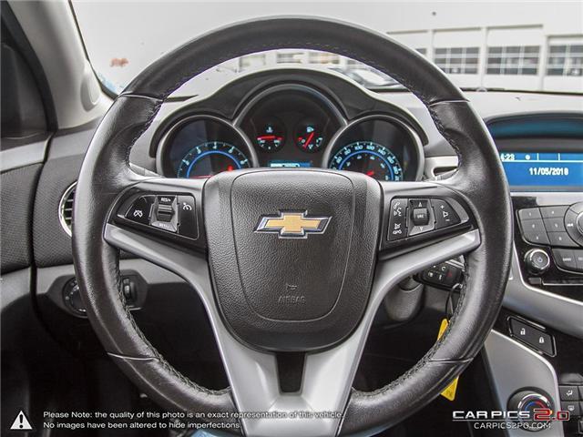 2014 Chevrolet Cruze 1LT (Stk: 2457) in Georgetown - Image 14 of 27