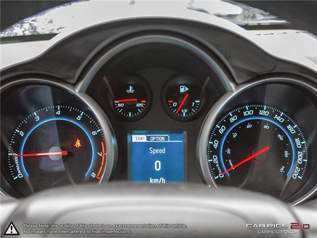2014 Chevrolet Cruze 1LT (Stk: 2457) in Georgetown - Image 15 of 27