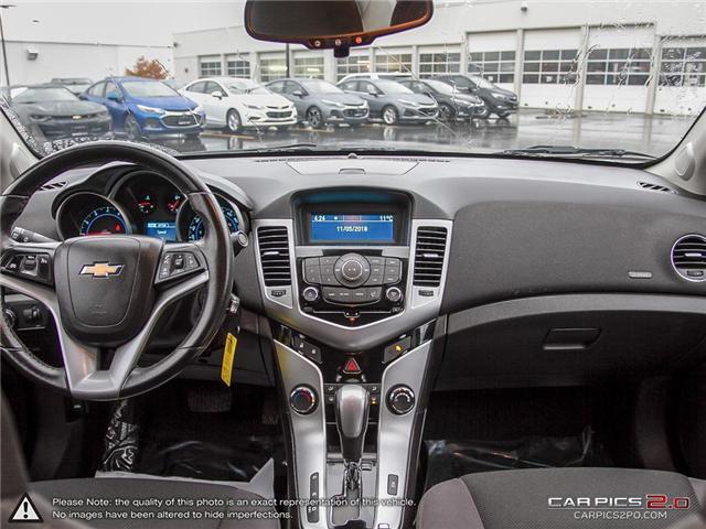 2014 Chevrolet Cruze 1LT (Stk: 2457) in Georgetown - Image 25 of 27