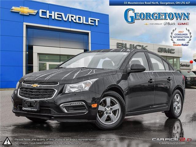 2015 Chevrolet Cruze 2LT (Stk: 2603) in Georgetown - Image 1 of 27