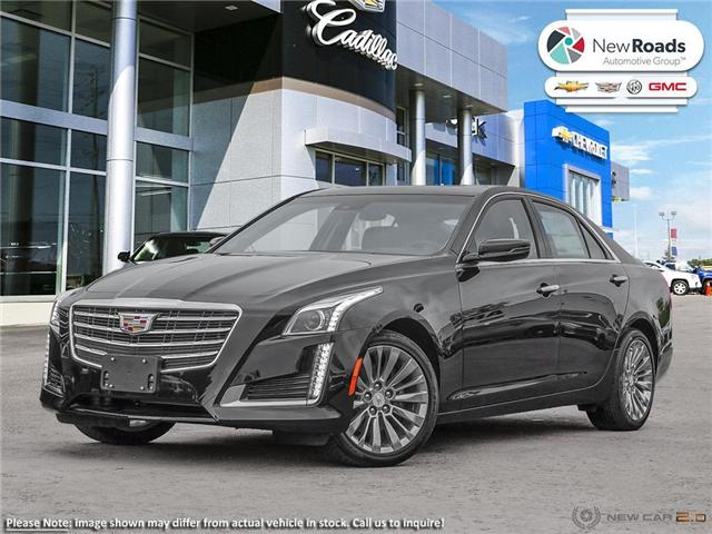 2019 Cadillac CTS 3.6L Luxury (Stk: 0114190) in Newmarket - Image 1 of 23