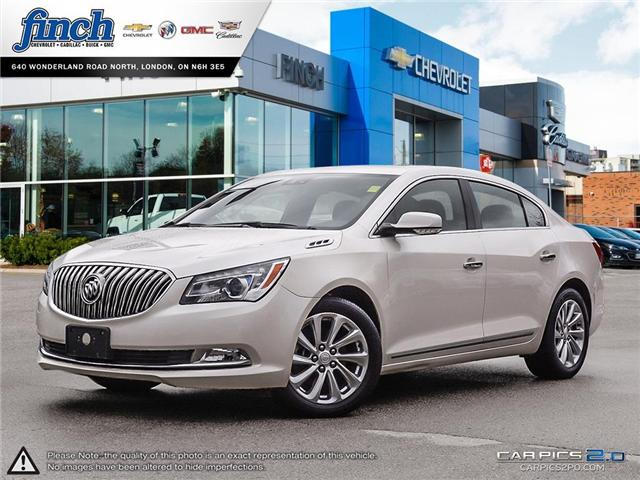 2014 Buick LaCrosse Leather (Stk: 143961) in London - Image 1 of 28