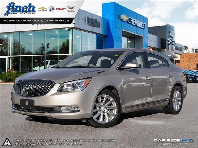 2015 Buick LaCrosse Leather (Stk: 122398) in London - Image 1 of 28