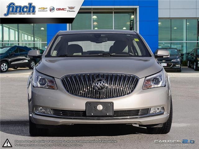 2015 Buick LaCrosse Leather (Stk: 122398) in London - Image 2 of 28