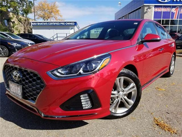 2018 Hyundai Sonata Sport-Great Deal (Stk: op10006) in Mississauga - Image 1 of 22