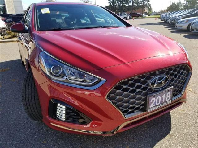 2018 Hyundai Sonata Sport-Great Deal (Stk: op10006) in Mississauga - Image 3 of 22