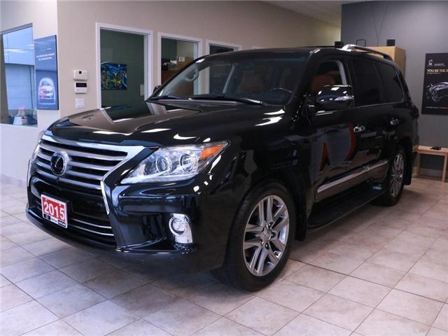 2015 Lexus LX 570 Base (Stk: 187308) in Kitchener - Image 1 of 26
