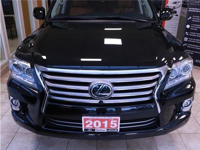 2015 Lexus LX 570 Base (Stk: 187308) in Kitchener - Image 22 of 26