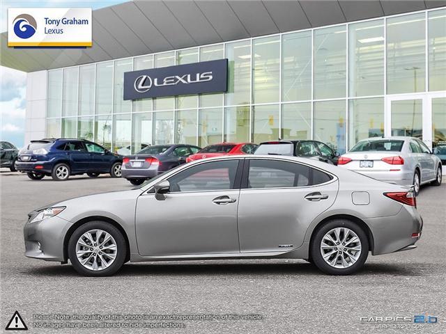 2015 Lexus ES 300h Base (Stk: Y3235) in Ottawa - Image 3 of 28