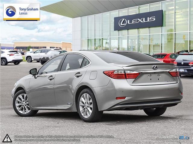 2015 Lexus ES 300h Base (Stk: Y3235) in Ottawa - Image 4 of 28