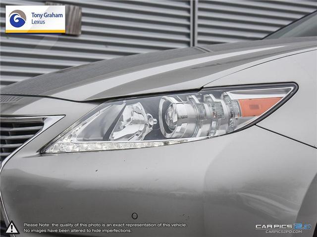 2015 Lexus ES 300h Base (Stk: Y3235) in Ottawa - Image 10 of 28