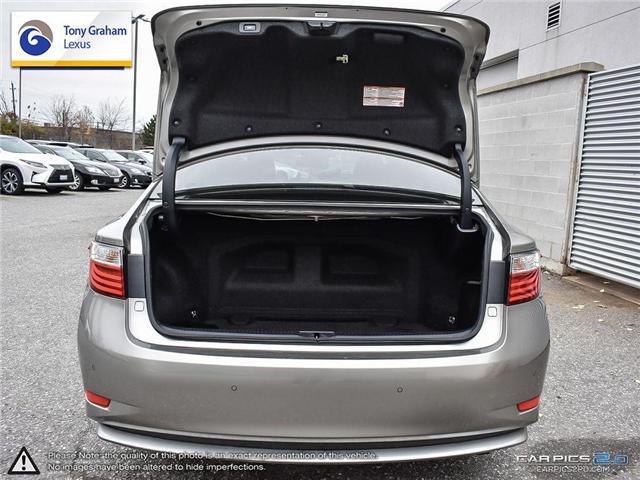 2015 Lexus ES 300h Base (Stk: Y3235) in Ottawa - Image 11 of 28