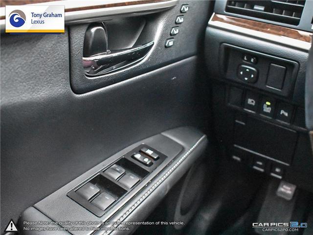 2015 Lexus ES 300h Base (Stk: Y3235) in Ottawa - Image 16 of 28