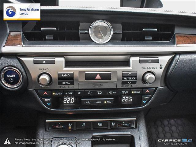 2015 Lexus ES 300h Base (Stk: Y3235) in Ottawa - Image 19 of 28