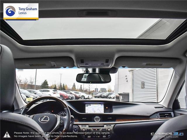 2015 Lexus ES 300h Base (Stk: Y3235) in Ottawa - Image 27 of 28