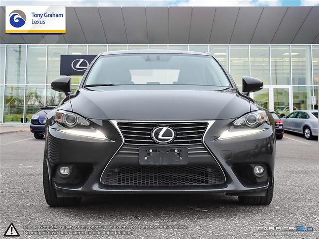 2016 Lexus IS 300 Base (Stk: Y3236) in Ottawa - Image 2 of 29