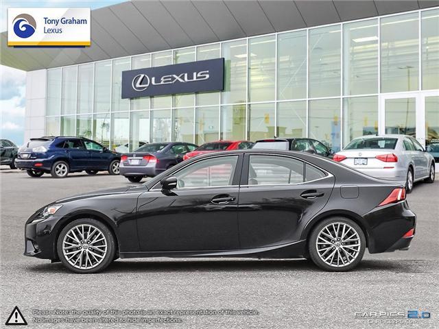 2016 Lexus IS 300 Base (Stk: Y3236) in Ottawa - Image 3 of 29