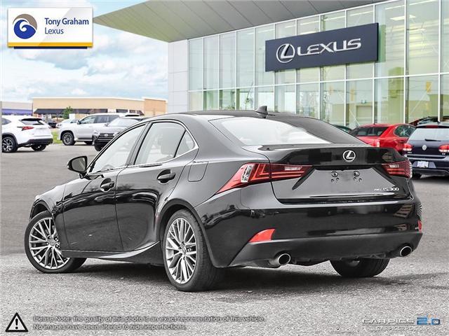 2016 Lexus IS 300 Base (Stk: Y3236) in Ottawa - Image 4 of 29