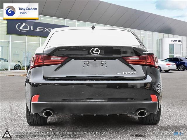2016 Lexus IS 300 Base (Stk: Y3236) in Ottawa - Image 5 of 29