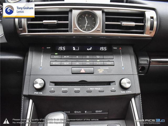 2016 Lexus IS 300 Base (Stk: Y3236) in Ottawa - Image 20 of 29