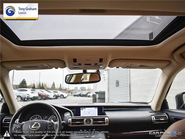 2016 Lexus IS 300 Base (Stk: Y3236) in Ottawa - Image 28 of 29