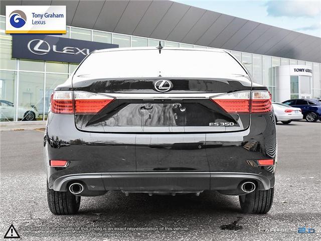 2015 Lexus ES 350 Base (Stk: Y3255) in Ottawa - Image 5 of 28